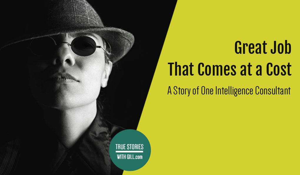 Story of Intelligence Consultant